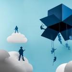 ¿Es mi Dropbox personal extrapolable como solución corporativa?
